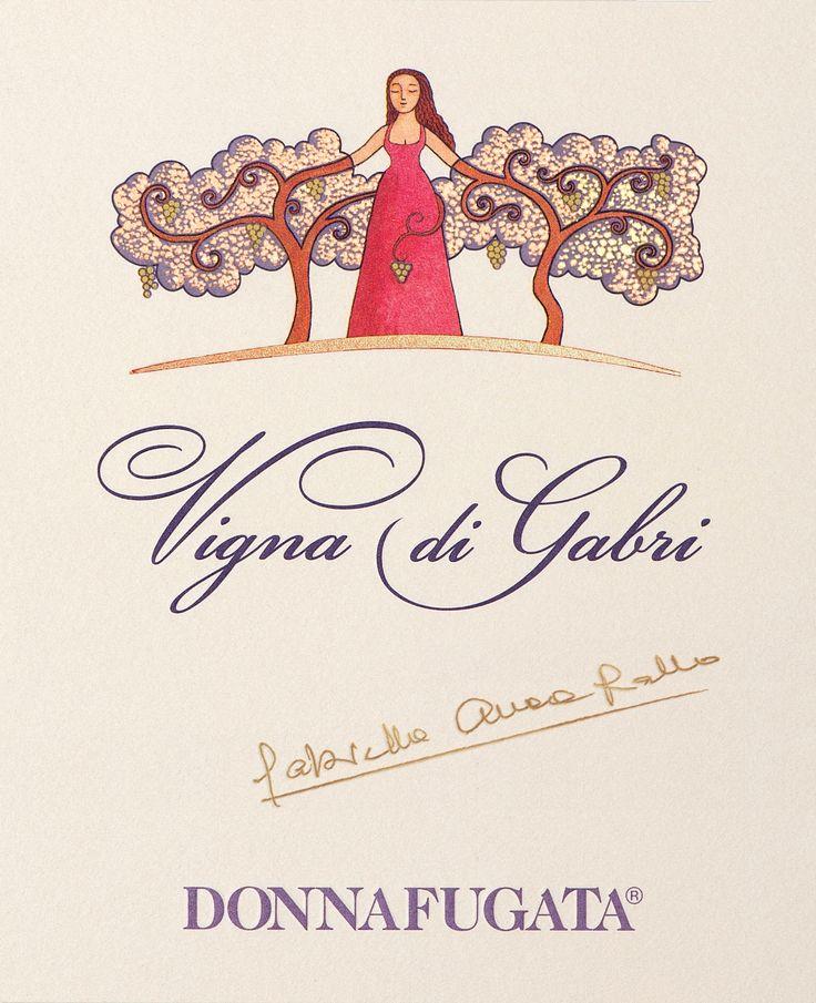 Vigna di Gabri etichetta dal2012