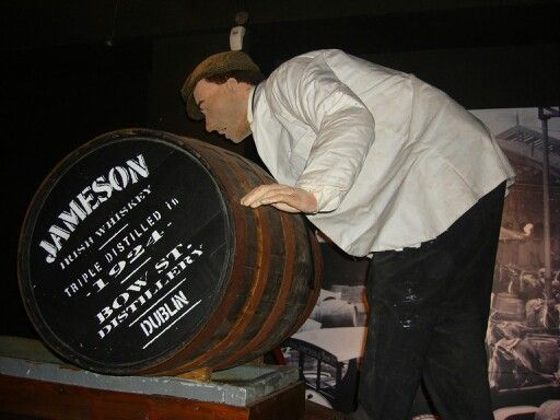 Jameson Distillery Tour, Ireland