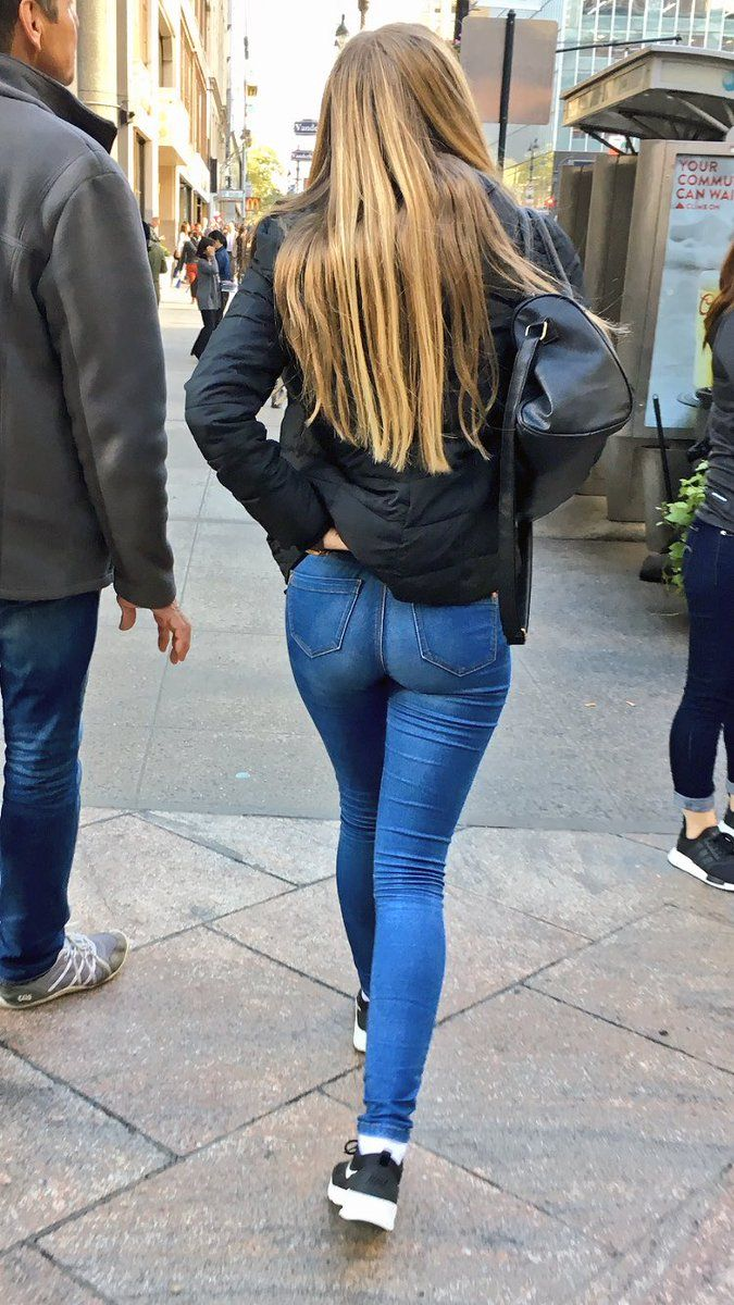 Girl tight jeans video, best pussy playing nudes