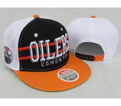Edmonton Oilers snapback hats