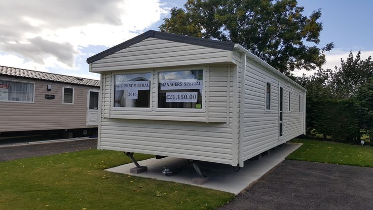 Popular Static Caravan For Sale 1993 At Ty Mawr Towyn North Wales  In