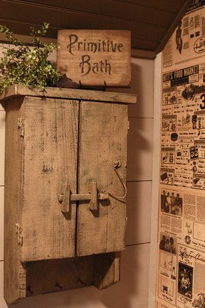 Ok, I just HAD to pin this here because I LOVE THAT LATCH!!!!  It's definitely something to remember!  --Latch on cupboard would work on cabin door