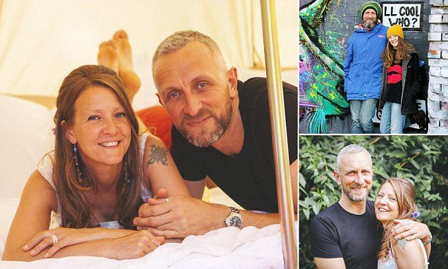 Father-of-four, 50, kept his wife's body at home for SIX DAYS
