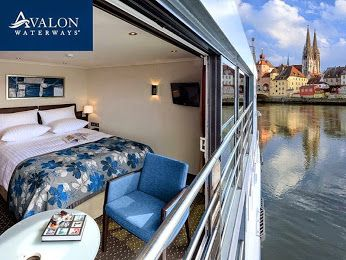 Avalon Cruises - THE BEST CABINS IN RIVER CRUISING!