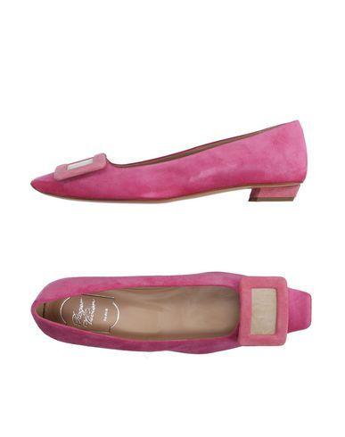 ROGER VIVIER Ballet Flats. #rogervivier #shoes #ballet flats