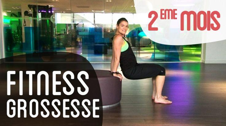 Fitness 2eme mois de grossesse