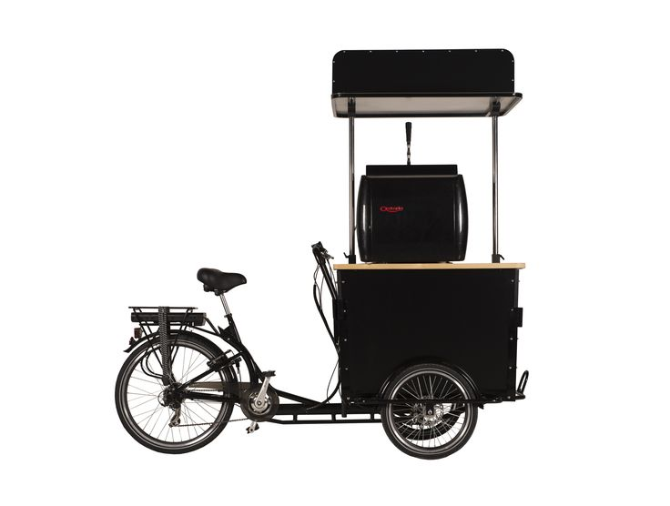 NEW on our shop: Electric Coffee Trike!