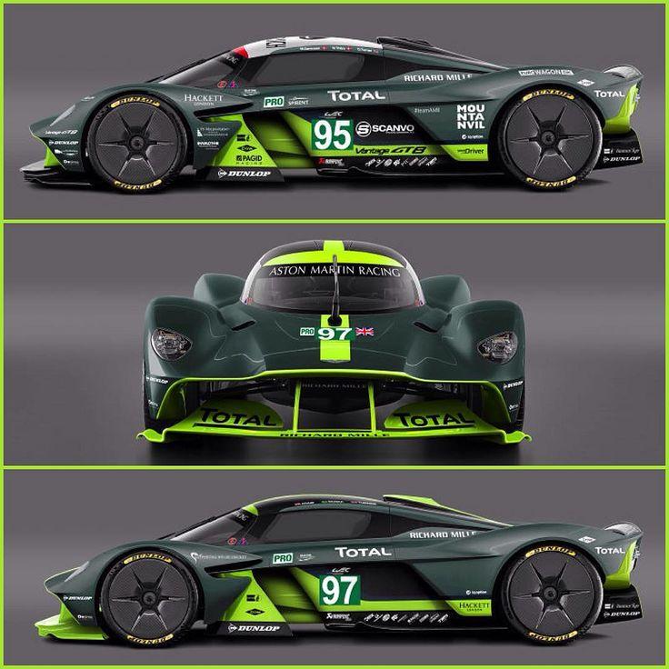 Valkyrie Car: Aston Martin Valkyrie Version Le Mans ! Magnifique ! ⚡️