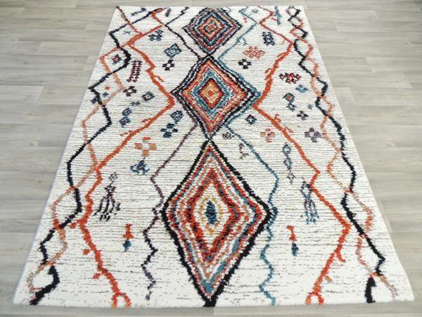 Diamond Pattern Modern Turkish Rug Size: 160 x 230cm