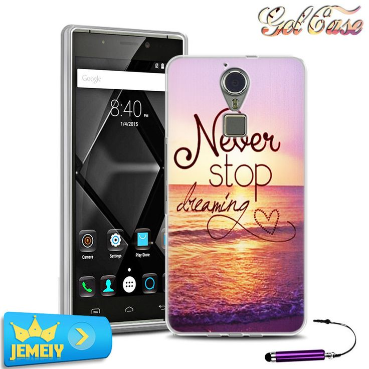 Doogee X5 max X5 X6 F5 Y100X Y100 Pro Homtom HT3 HT7 UV printed phone Silicone TPU Case For Blu dash X2 Energy X2 Tempered glass