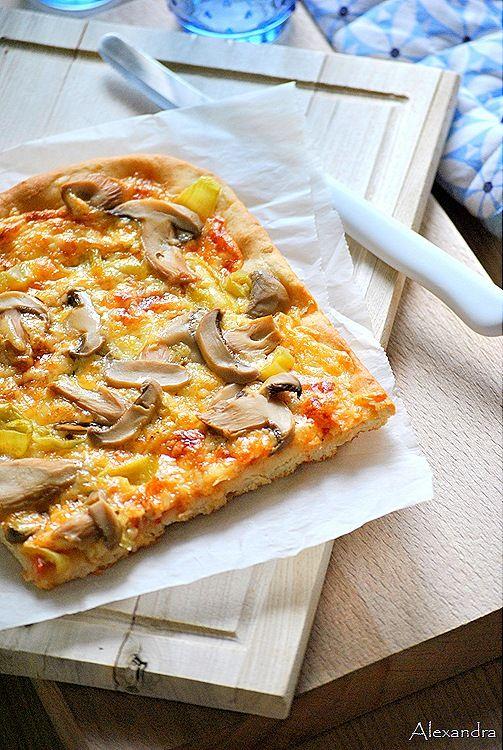 Μα...γυρεύοντας με την Αλεξάνδρα: Ζυμάρι για πίτσα χωρίς μαγιά