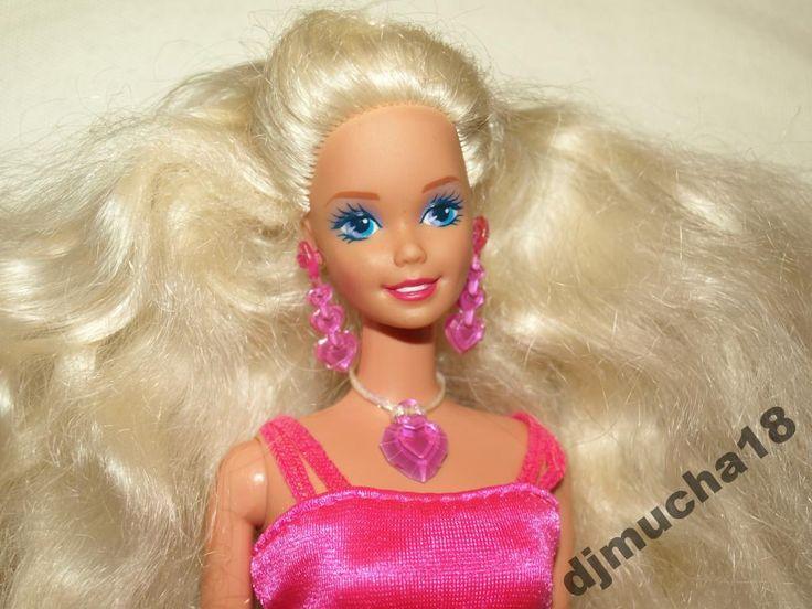 Barbie Mattel ŚLICZNA W UBRANKU SWEETHEART