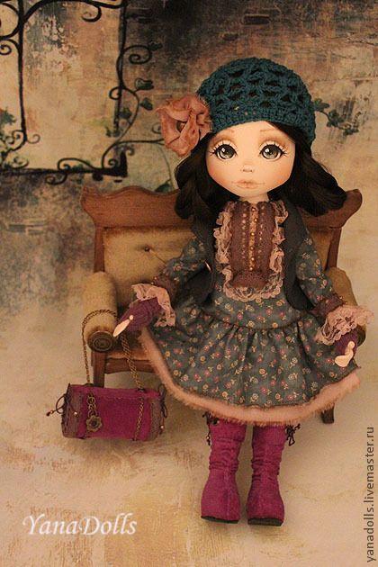 Muñecas de Colección Hechos a mano. Masters - Feria artesanal Lanie. Hecho a mano.