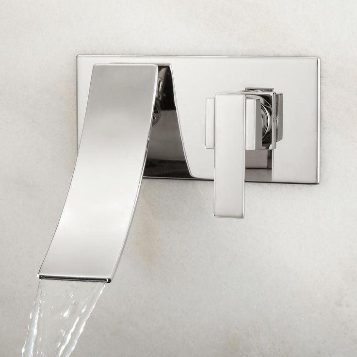 Best 25+ Wall mount bathroom faucet ideas on Pinterest   Wall ...