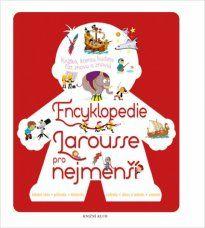 Encyklopedie Larousse pro nejmenší - kliknutím zvětšíte