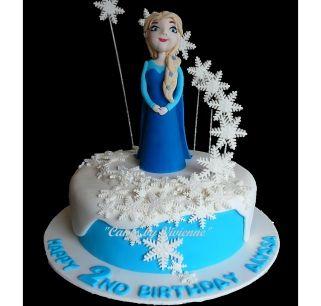 33 best Girls Birthday Cakes images on Pinterest Girl birthday