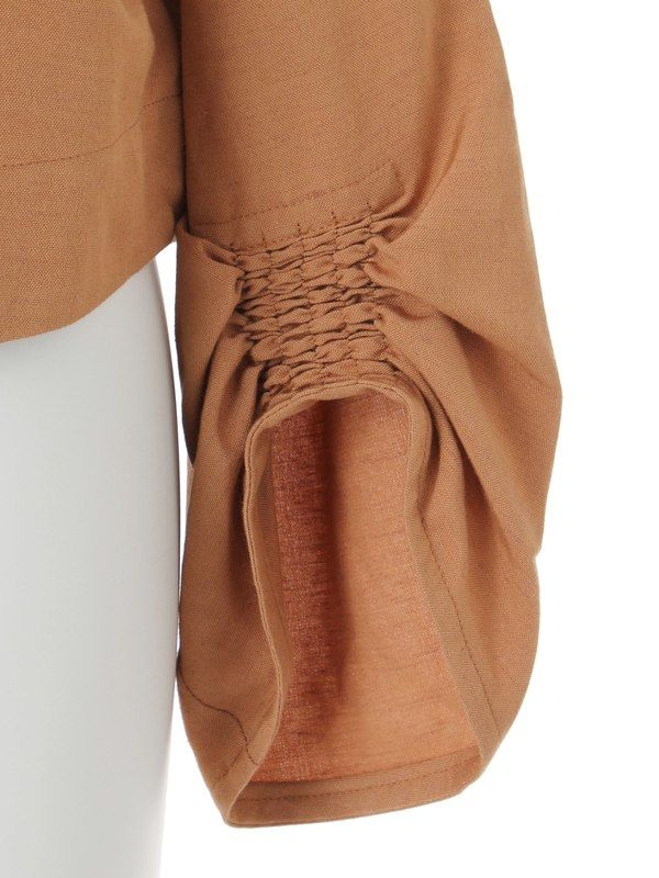 SHOULDER SASH BLOUSEの詳細ページ。渡辺由香の新ブランドELENDEEK(エレンディーク)公式通販。ファッションや日々の生活を楽しむ好感度の大人の女性に向けた商品を提案するライフスタイル型セレクトショップ