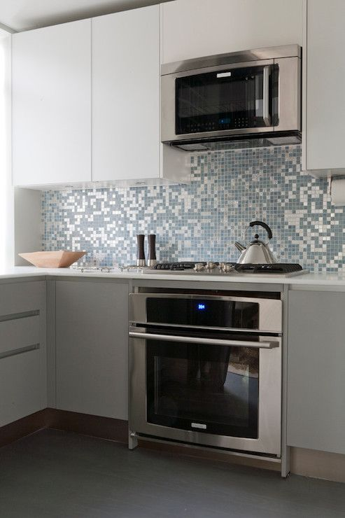 1000 Ideas About Above Range Microwave On Pinterest