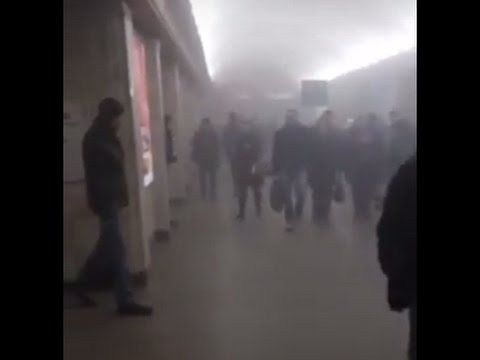 BREAKING: St. Petersburg metro blast - SPECIAL COVERAGE