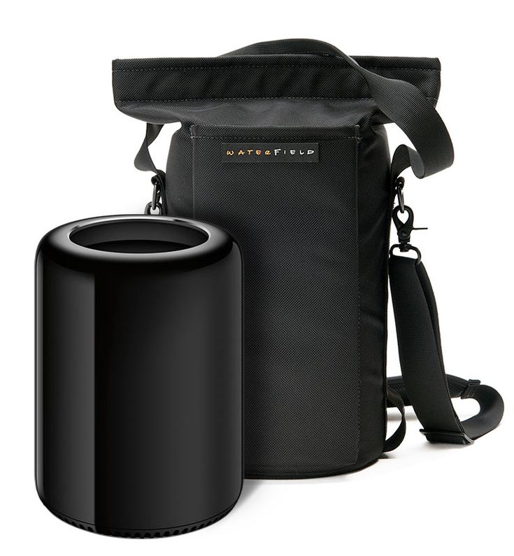New Mac Pro Go Case! | WaterField Designs | Made in USA | http://www.sfbags.com/products/mac-pro-case/mac-pro-go-case.php