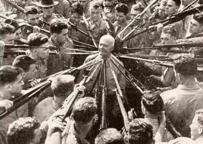 ZVLÁŠTNÍ fotky z 2. světové války, které nikde JINDE NEUVIDÍTE