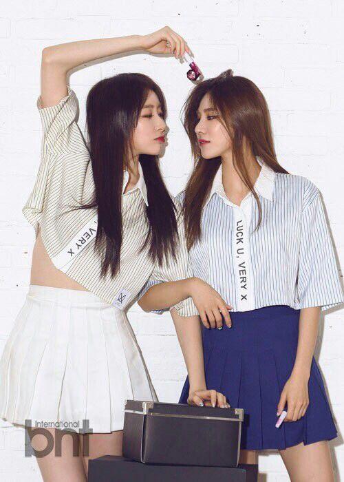 Gayoung and Jeonyul