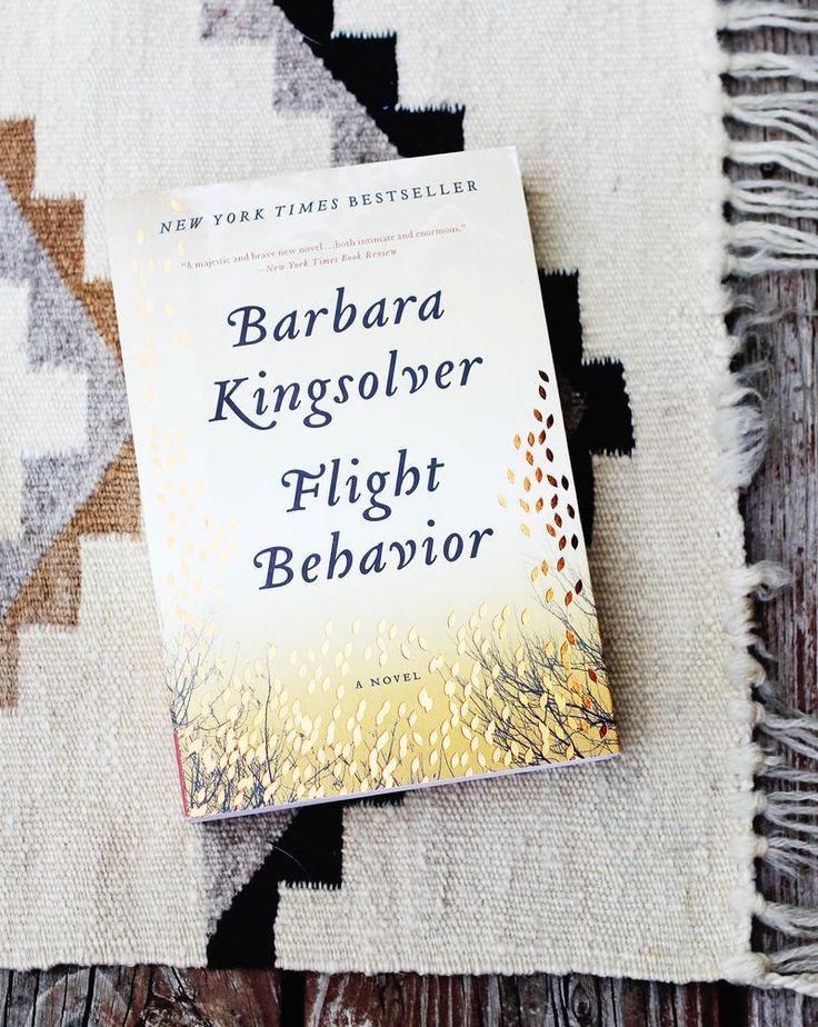 Flight Behavior- Barbara Kingsolver