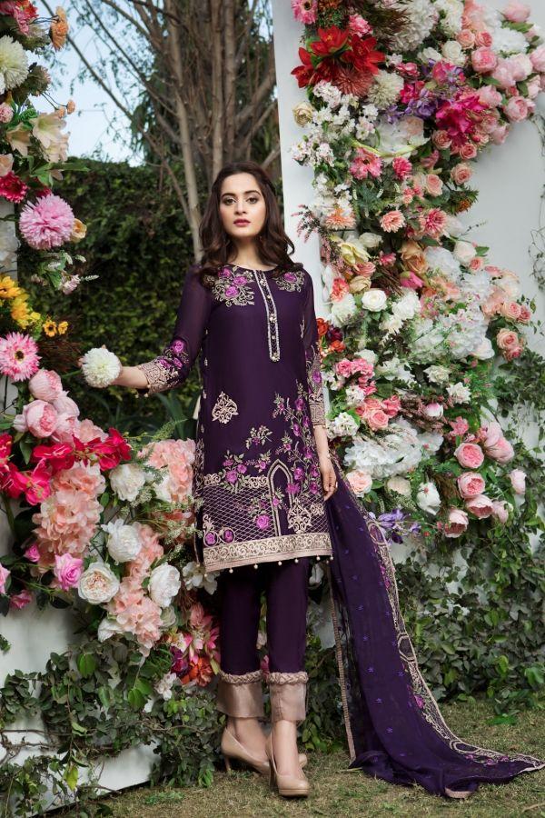 aba29c2438 Imrozia Lawn Collection 2018 | 1000 Ideas Of Pakistani Designer Lawn  Collection 2019 | Pakistani dresses, Pakistani fashion party wear, Designer  anarkali ...