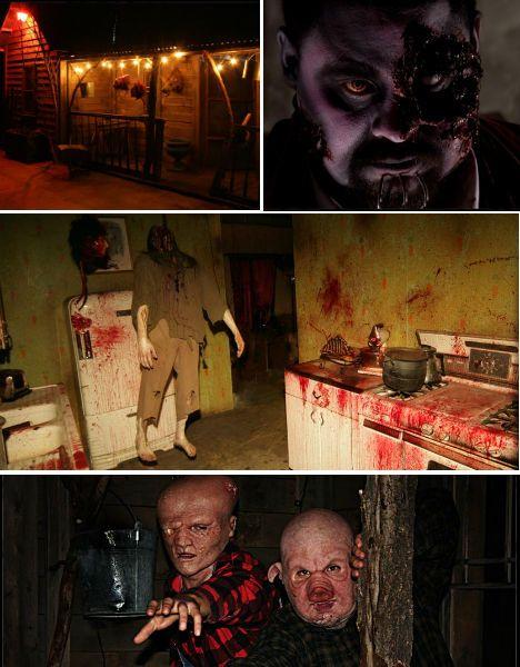 13th floor haunted house, Denver, Colorado