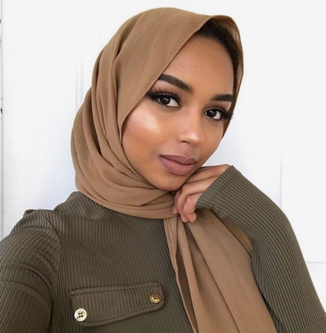 Épinglé sur Pretty hijab girls