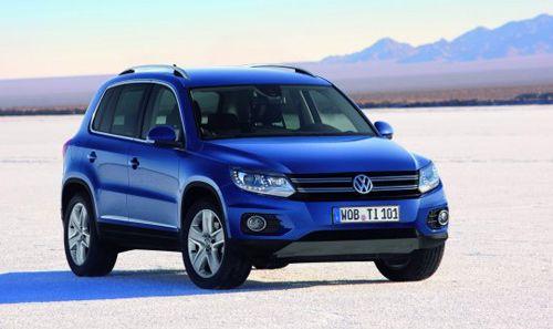 2014 Volkswagen Tiguan 2014 Volkswagen Tiguan Blue – TopIsMag