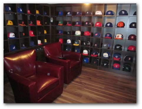 Basketball Man Cave | Baseball Man Cave It's an entire man-cave