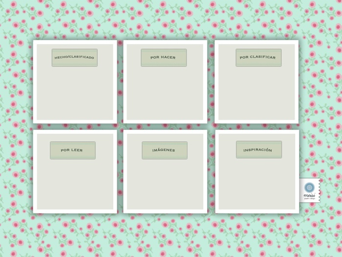 Wall Paper Organizer wallpaper desktop organizer #organization #wallpaper http://www