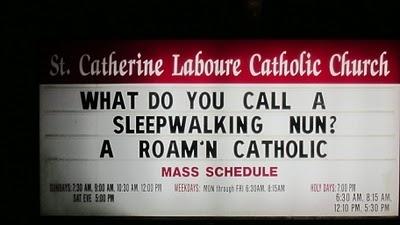 lol catholic jokes