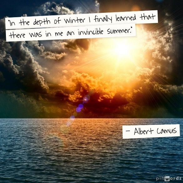 Albert Camus Summer Quote: 1000+ Images About Profound On Pinterest