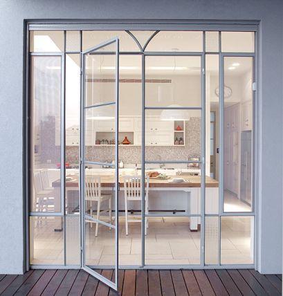 מבט אל המטבח / נגריית Touchwood - אורלי רובינזון, האתר הישראלי לעיצוב