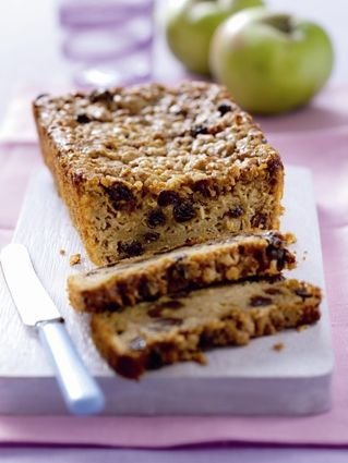 Easy Bramley Apple and Sultana Teabread | Bramley Apples