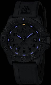 EVO Navy Seal Colormark Series Blackout Luminox A.305 $395