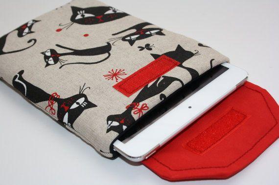 Katten Kindle Voyage sleeve-Kobo Glo cover Kindle door TASAMA