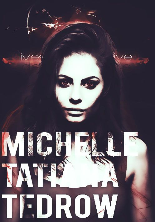 Michelle Tedrow (Willa Holland) - HAUNTED SIDE