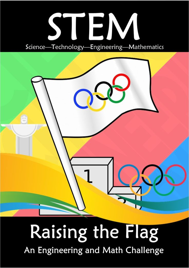 This STEM challenge includes both an engineering challenge and sheets for students to work out the median, mean, range and mode in the context of creating a flag pole that raises the Olympic flag the highest. Students are asked to both record and graph their results. 10 pages for $2.95!