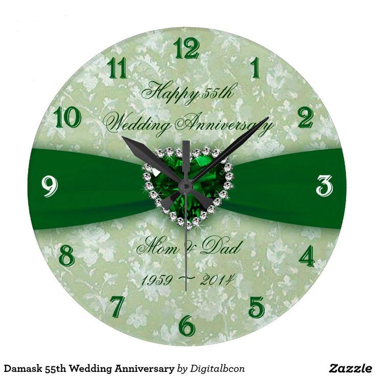 62 Best Damask 55th Wedding Anniversary Images On Pinterest