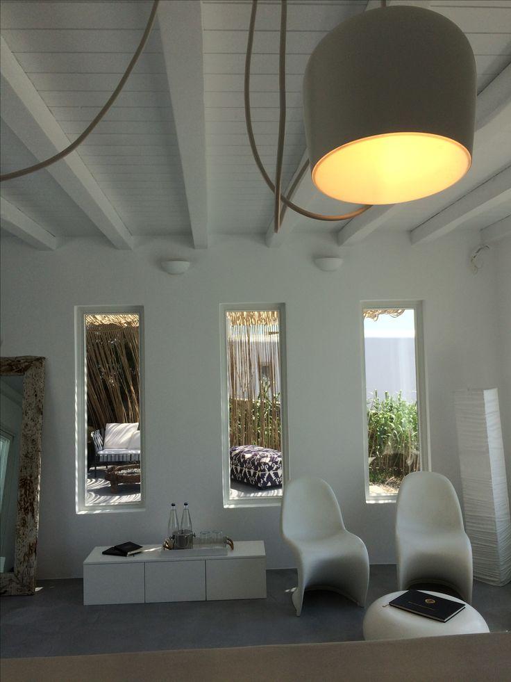 Ostraco suites design hotel Mykonos