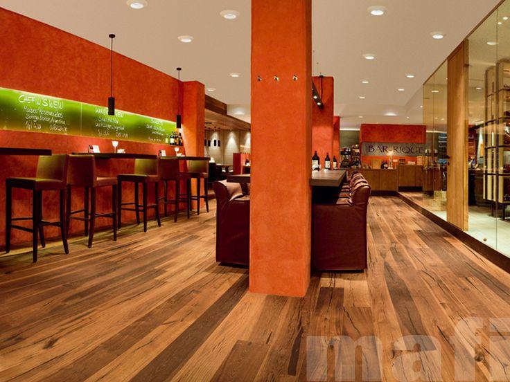 Tiger Oak Hardwood Flooring