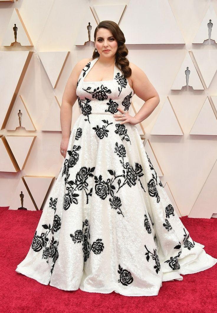2029 Oscars Beanie Feldstein in Miu Miu in 2020