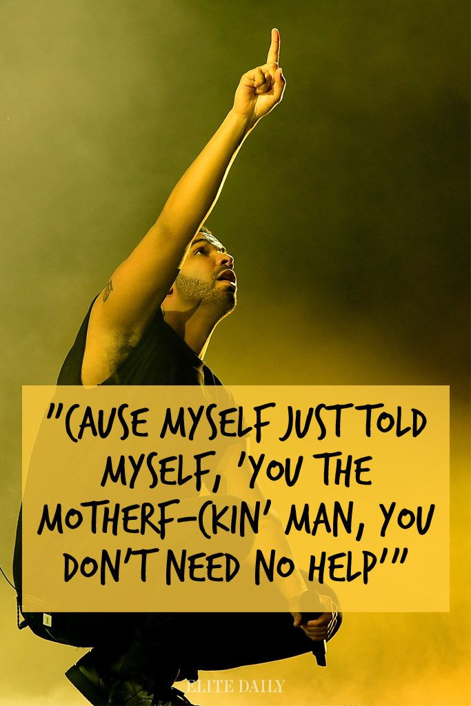 These 11 Drake Lyrics Will Get You Through A Breakup, Guaranteed
