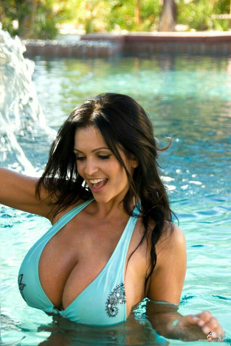 Denise Milani  Denise  Milani, Sexy, Boobs-8388