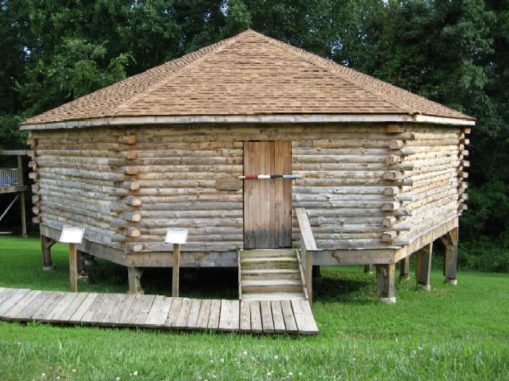 Cherokee houses images