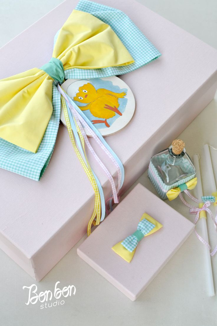 personalized baptism set & martyrika