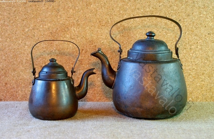 copper coffee pan